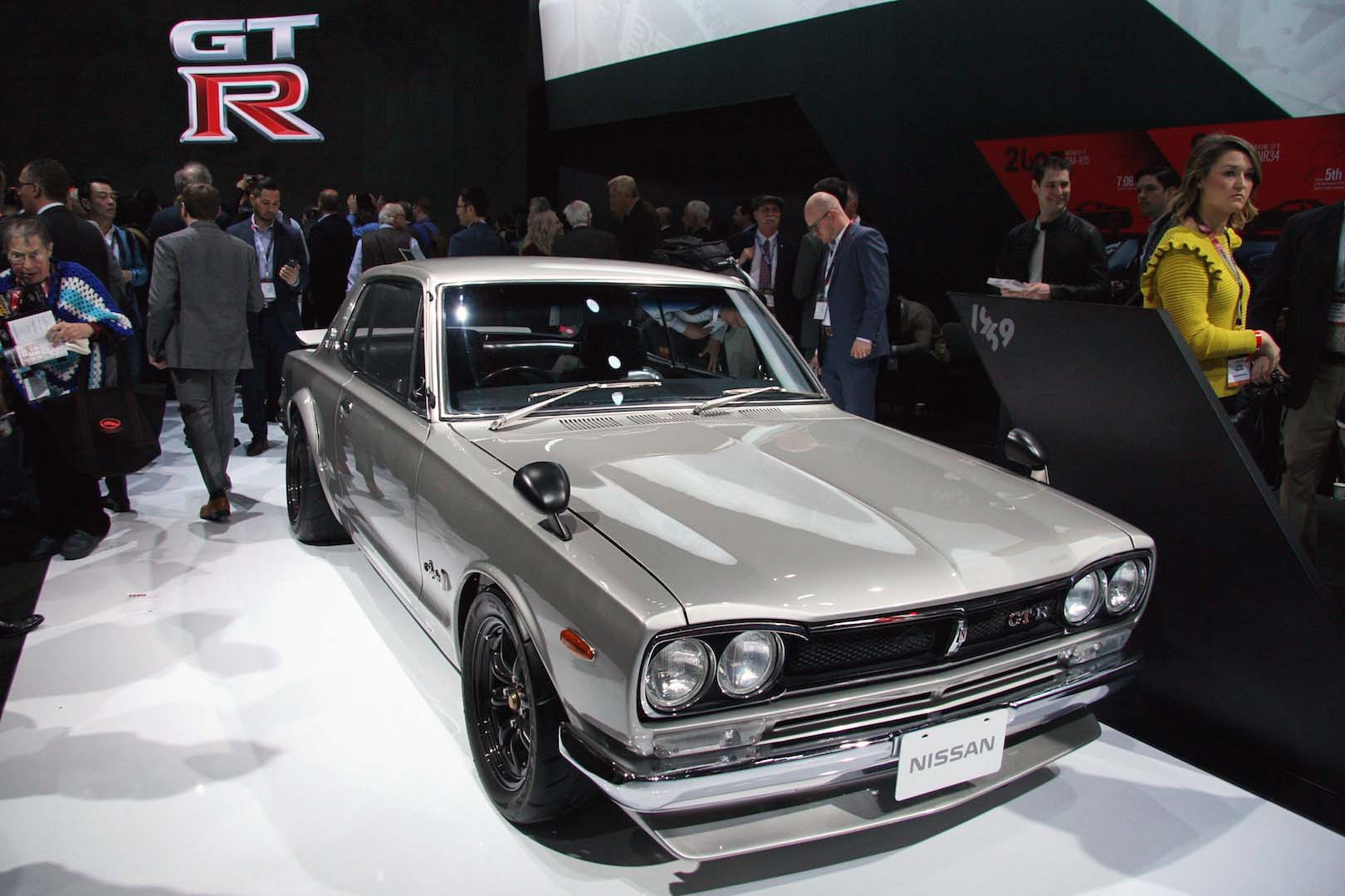 1969 C 10 Skyline 2000 GT