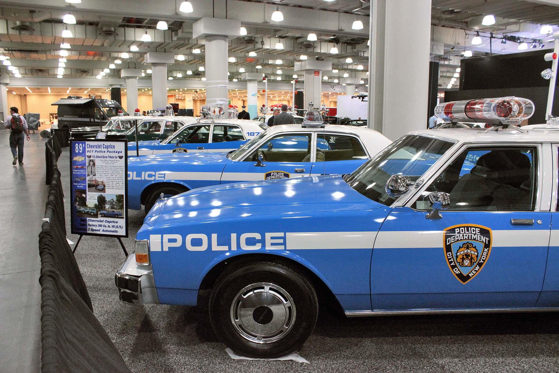 NYPD NYIAS Display