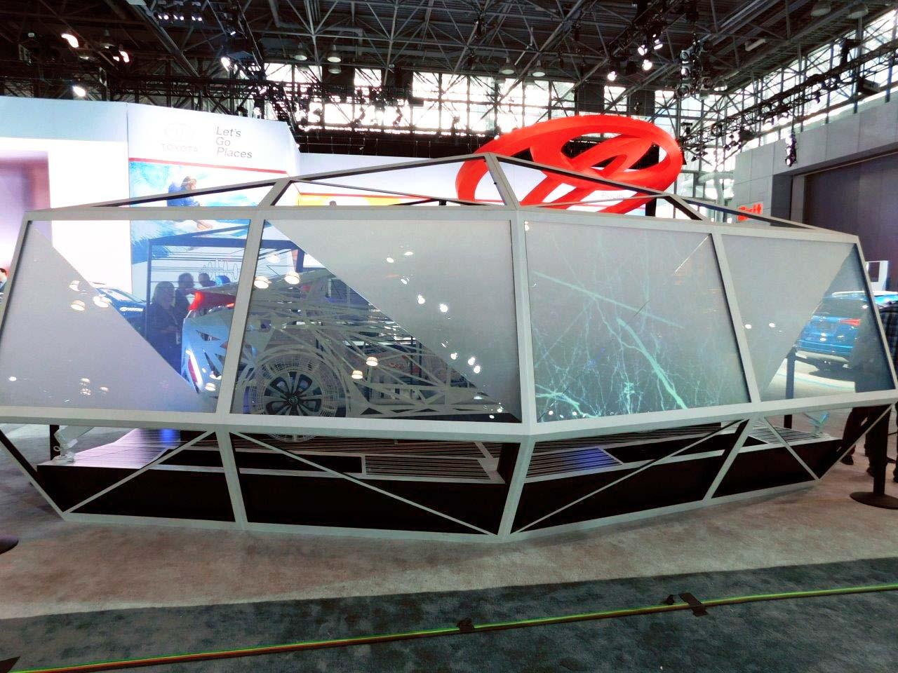 Toyota Glass