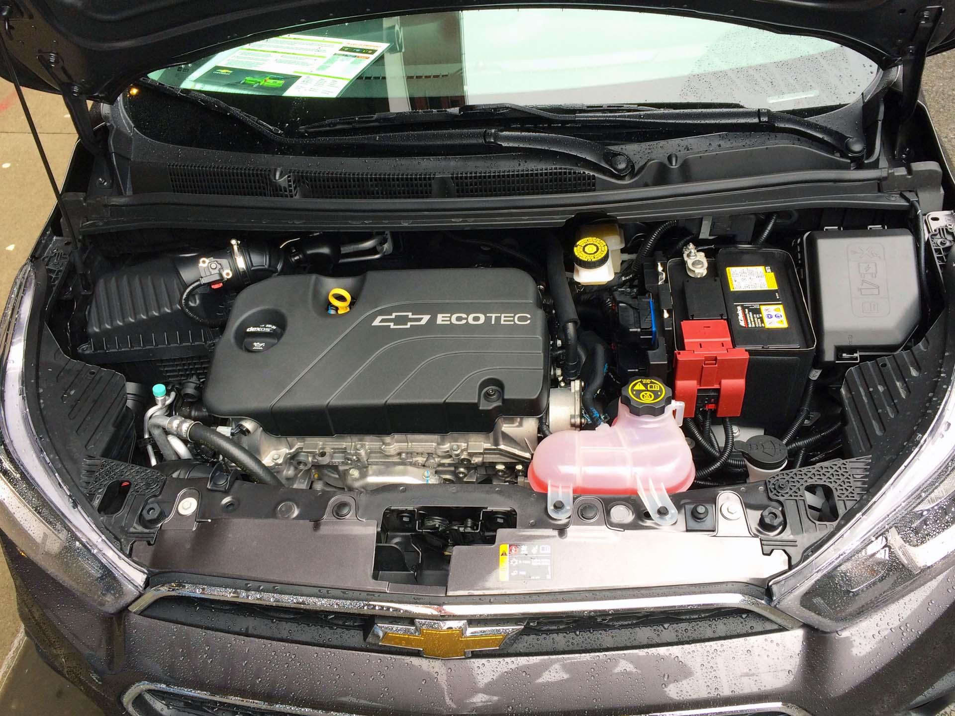 2016 Chevrolet Spark 1lt Cvt Autos Ca