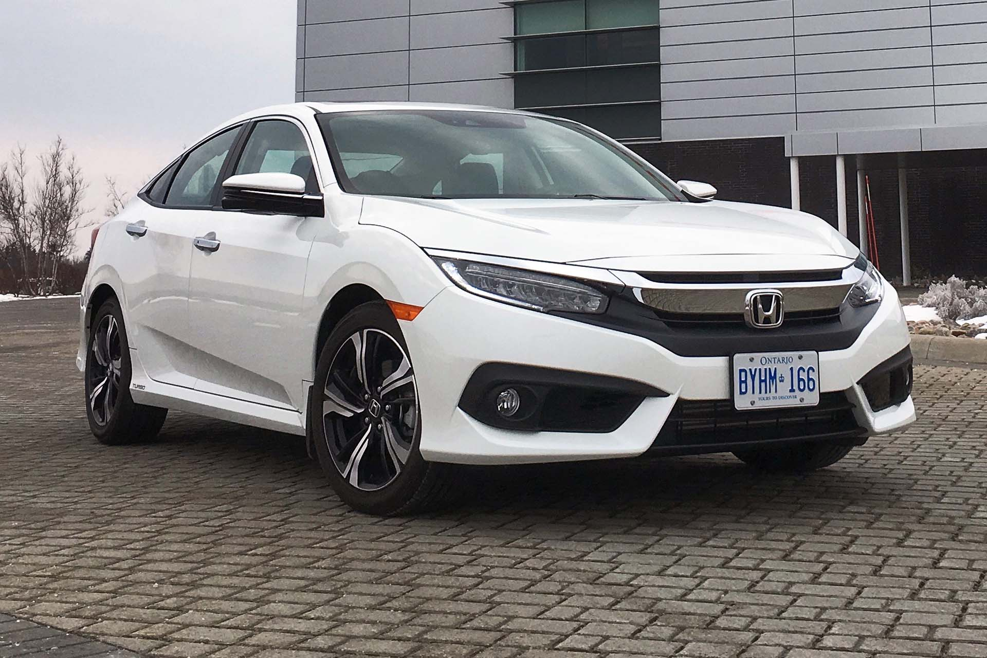 2016 Honda Civic Touring Autosca