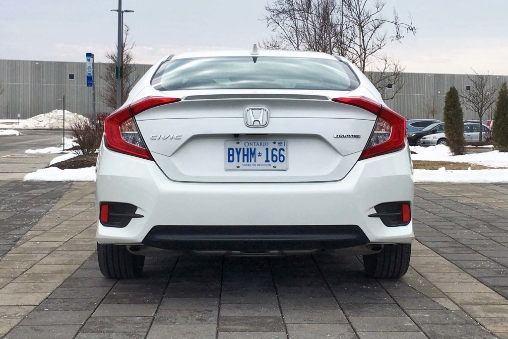 Long Term Test Arrival 2016 Honda Civic Page 2 Of 2