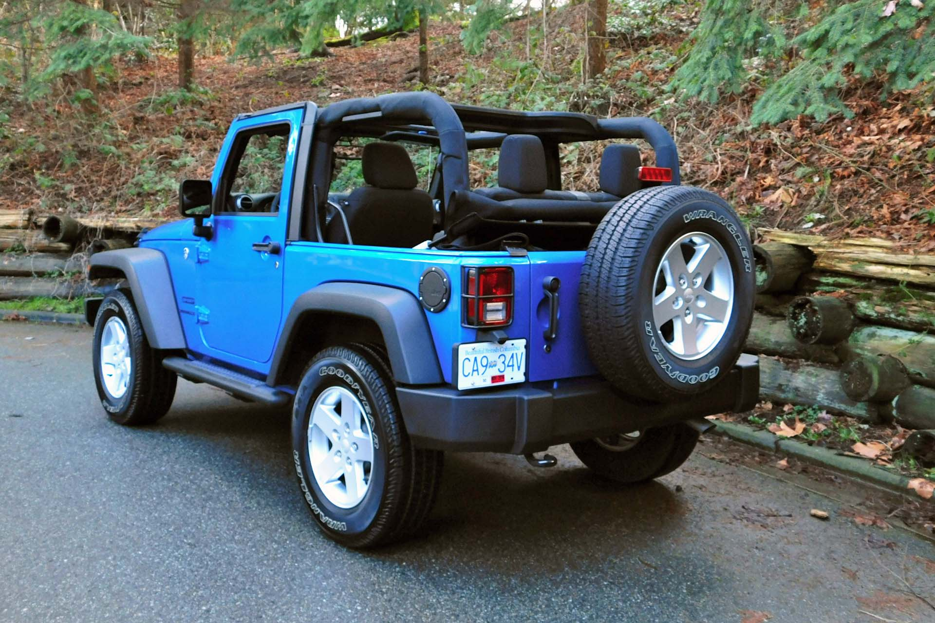 2016 Jeep Wrangler Sport S Autos Ca