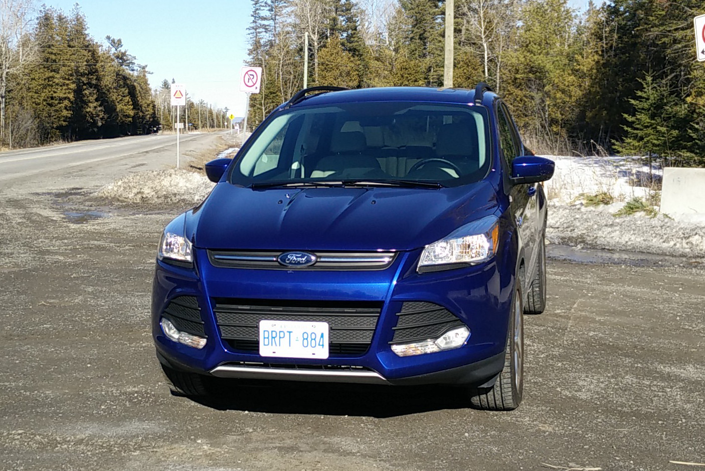 Ford Escape Se >> 2016 Ford Escape - Autos.ca