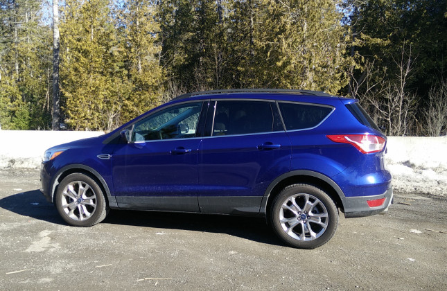 day by day review 2016 ford escape se. Black Bedroom Furniture Sets. Home Design Ideas