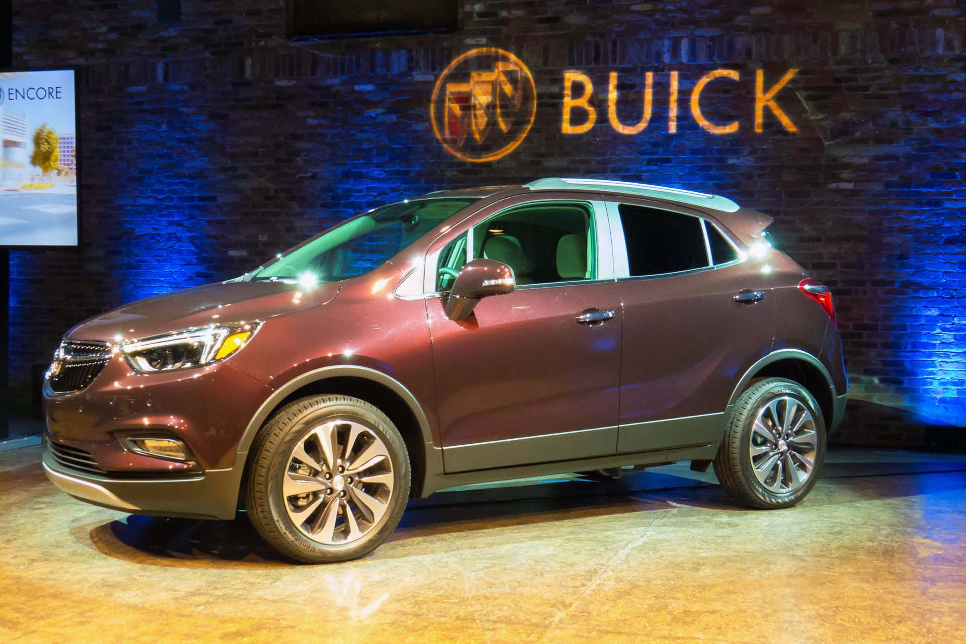 preview 2017 buick encore. Black Bedroom Furniture Sets. Home Design Ideas