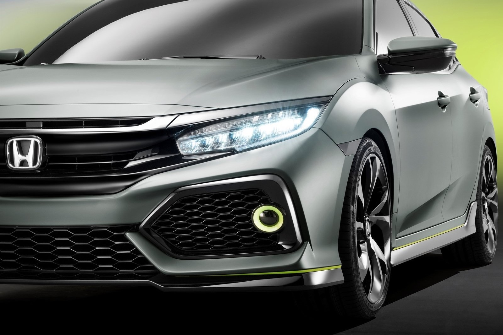 2017 honda civic hatchback prototype for Honda civic wagon 2017