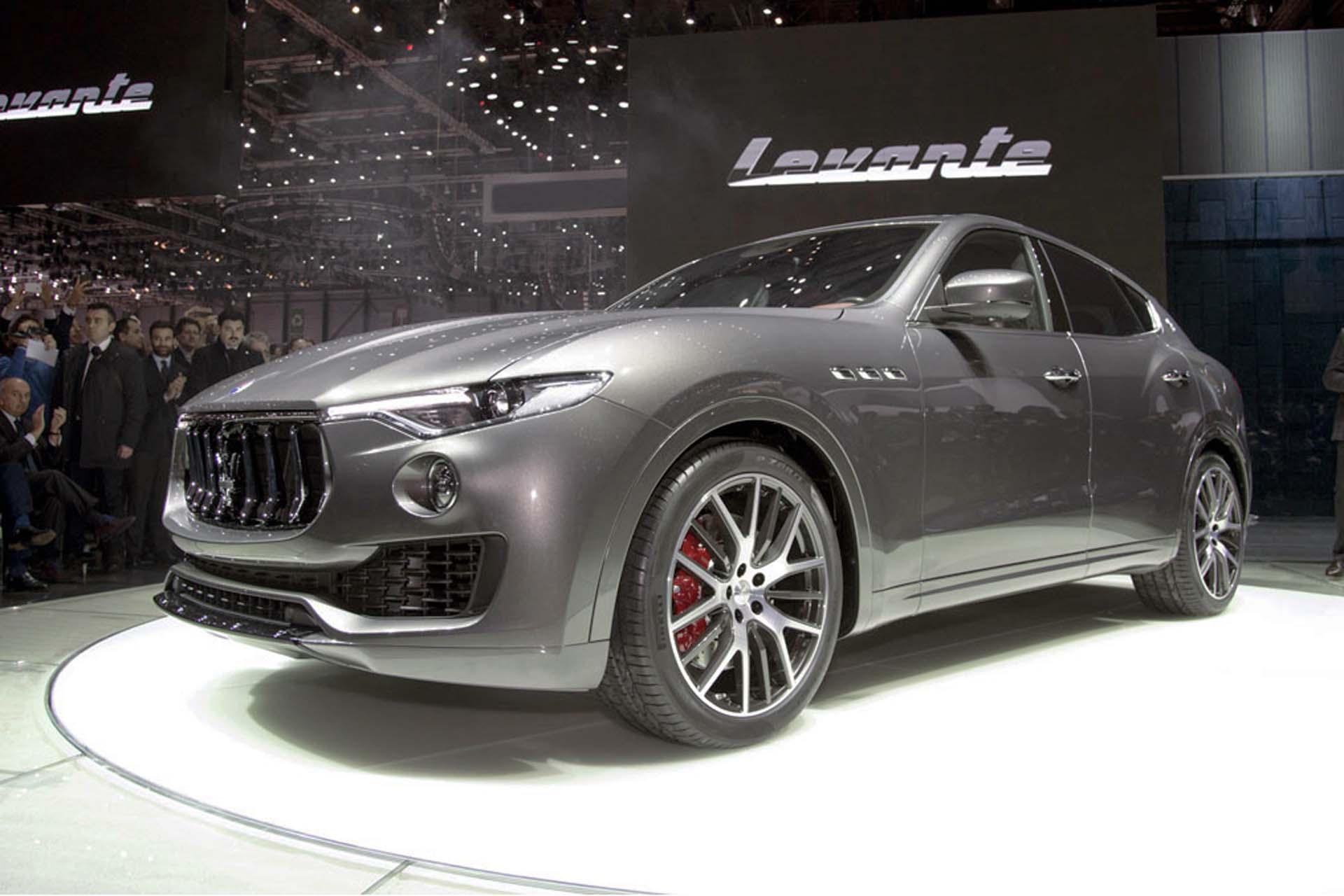 2017 Maserati Levante Autos Ca