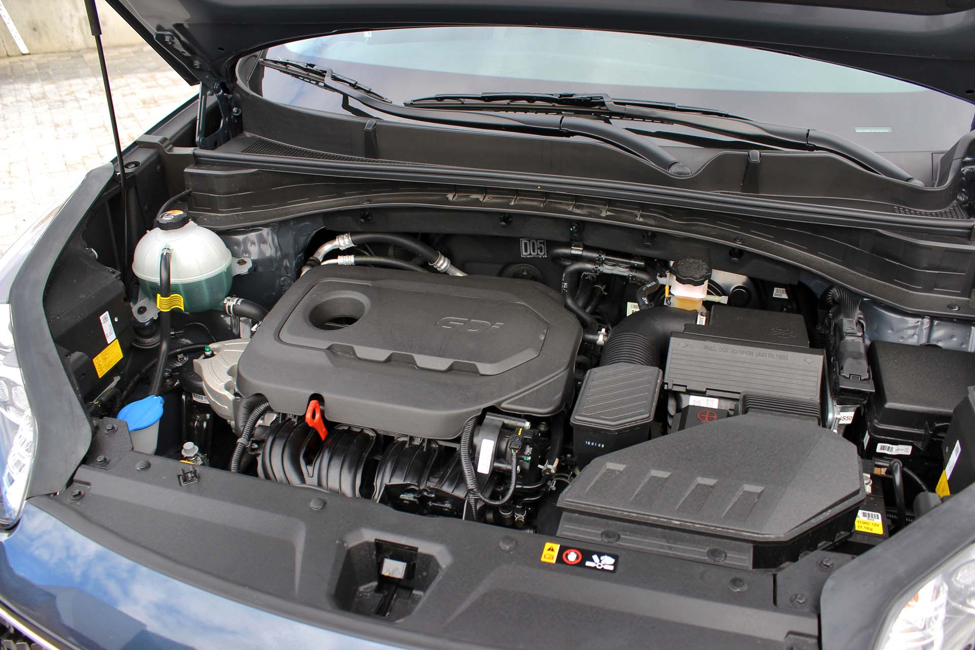 Dh Kia Sportage Ex on 2006 Chevrolet Equinox Engine