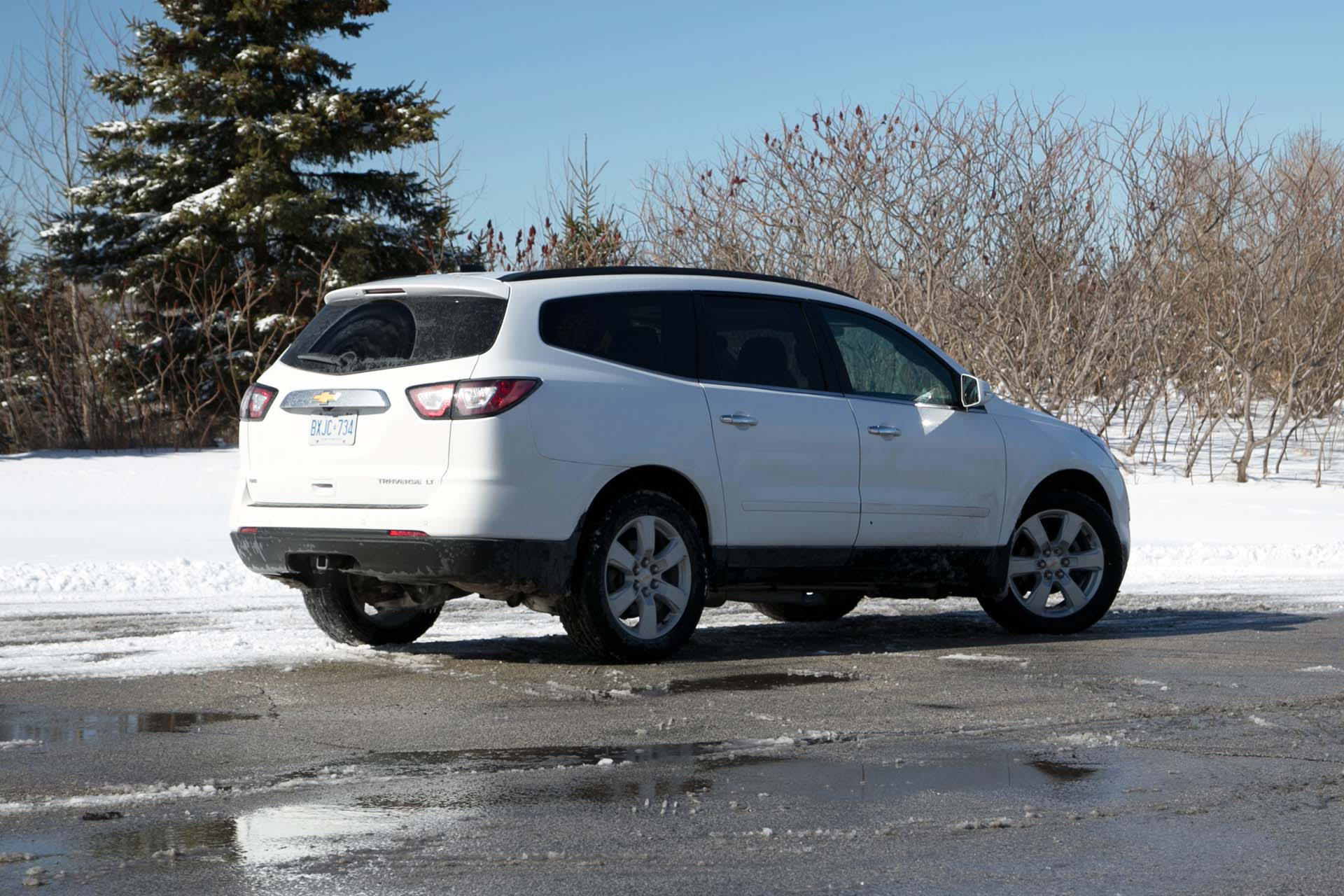 2016 Chevrolet Traverse - Autos.ca