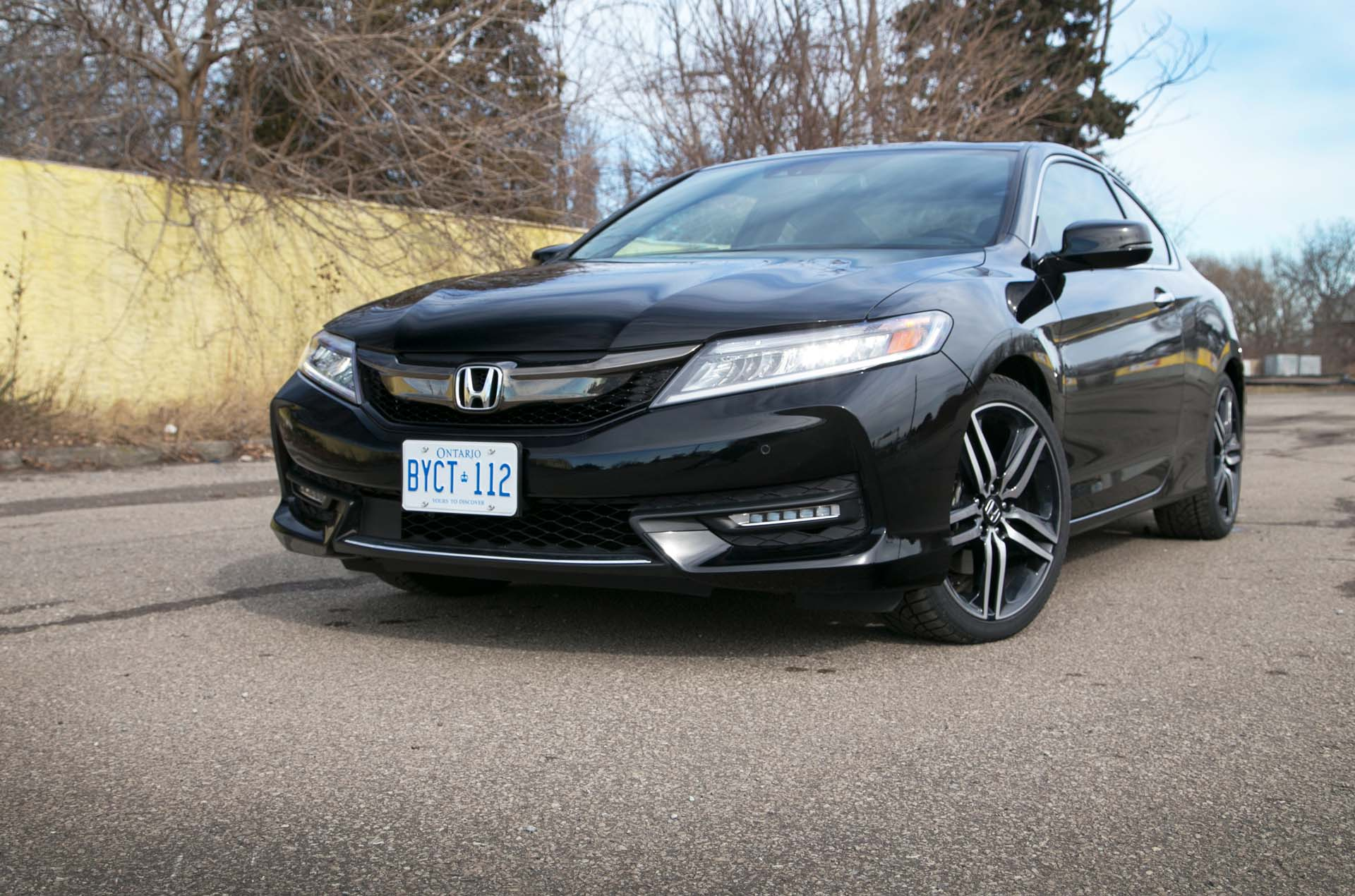 Test drive 2016 honda accord coupe v6 touring page 3 of for 2016 honda accord touring v6 for sale