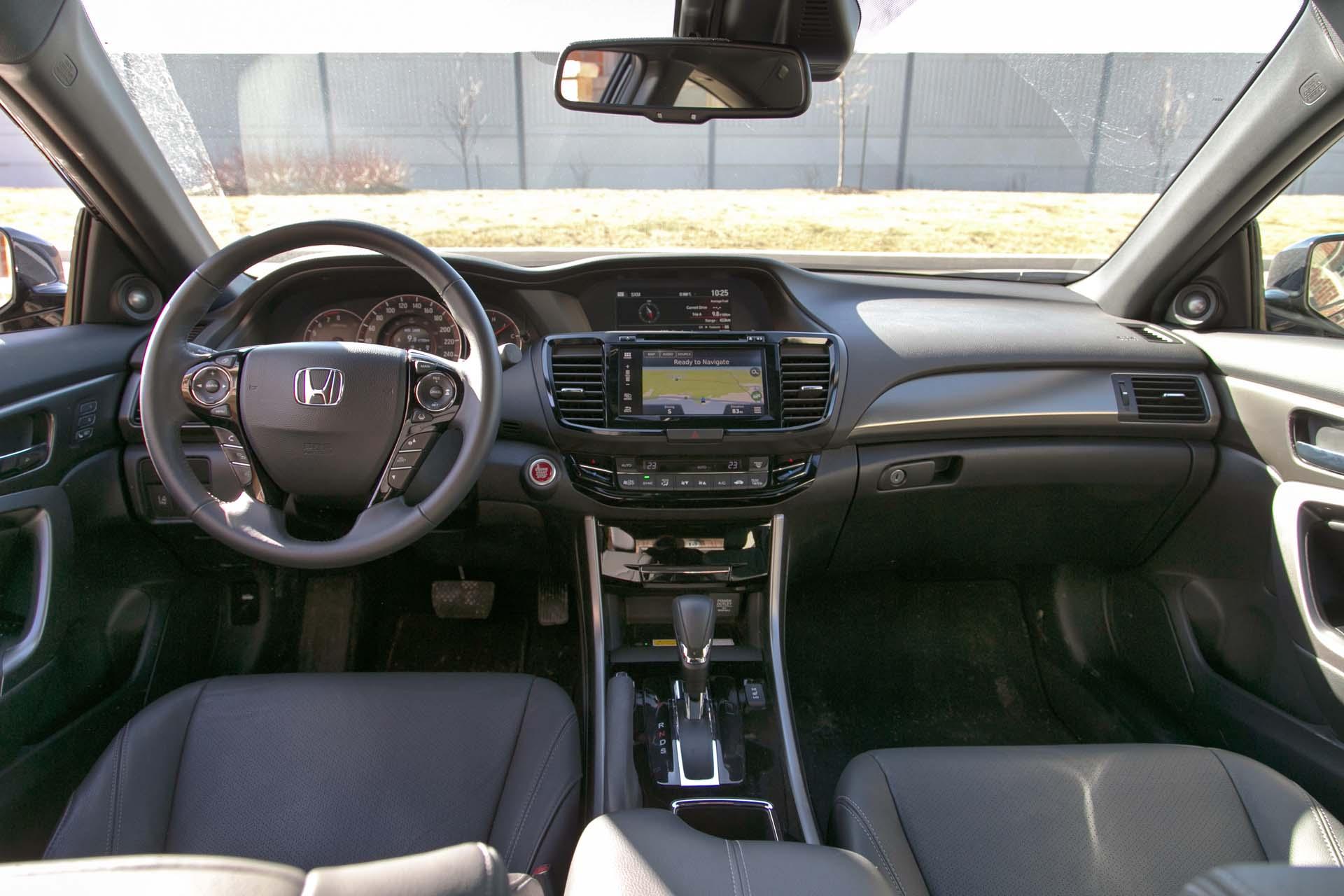 2016 Honda Accord Coupe V6 Touring