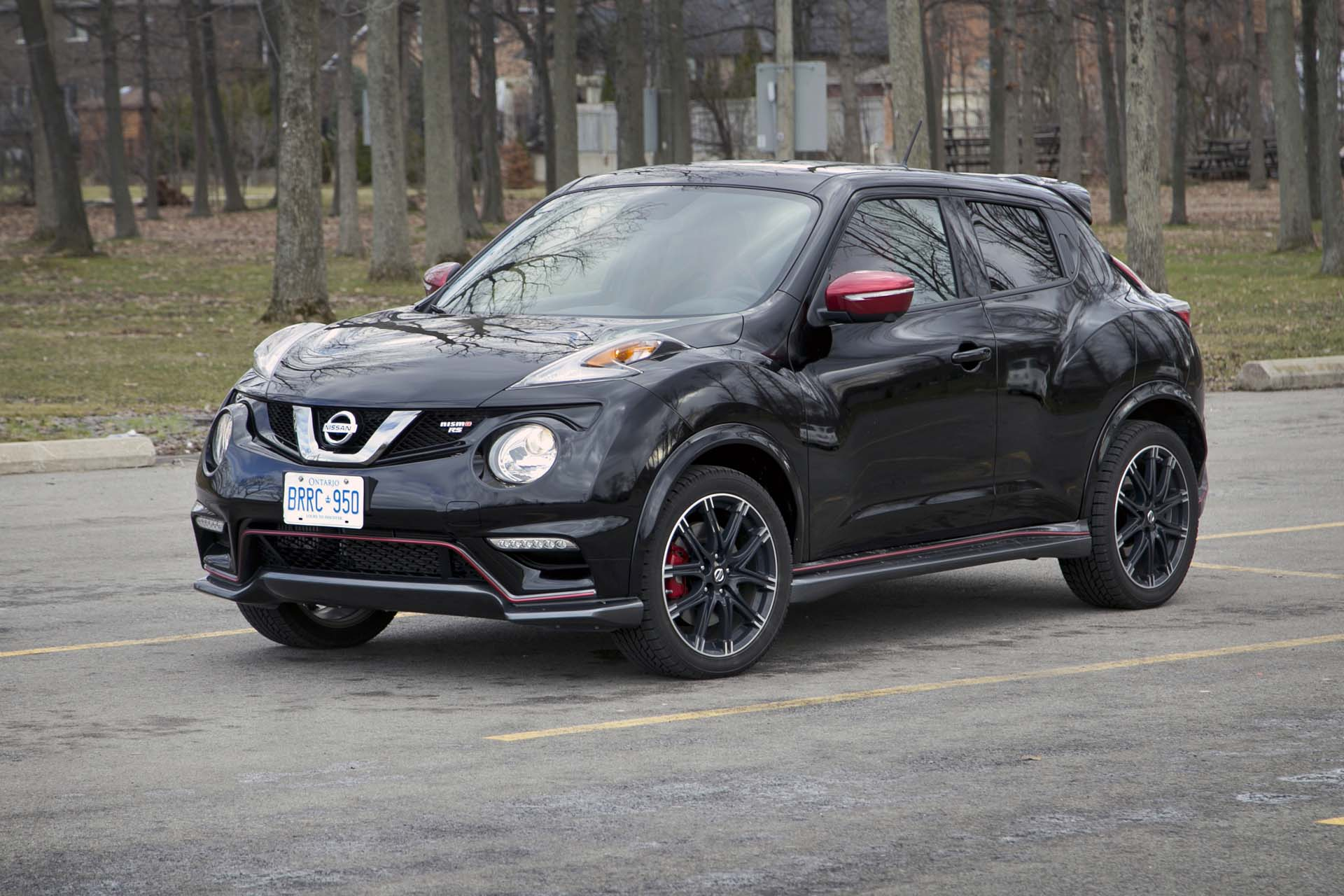 test drive 2016 nissan juke nismo rs awd. Black Bedroom Furniture Sets. Home Design Ideas