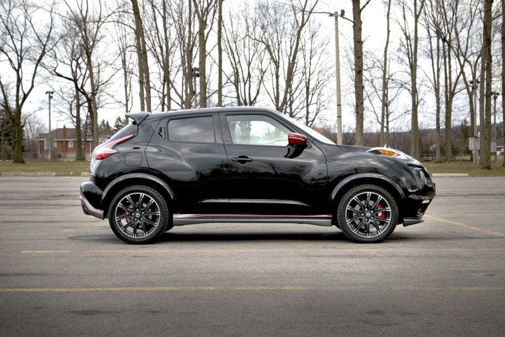 test drive 2016 nissan juke nismo rs awd page 3 of 3. Black Bedroom Furniture Sets. Home Design Ideas