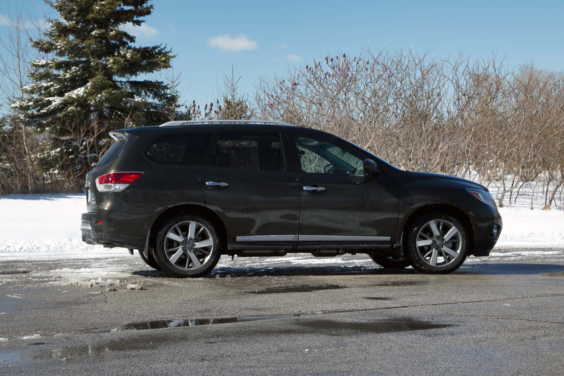 2016 Nissan Pathfinder 03 Jw on 2010 gmc acadia