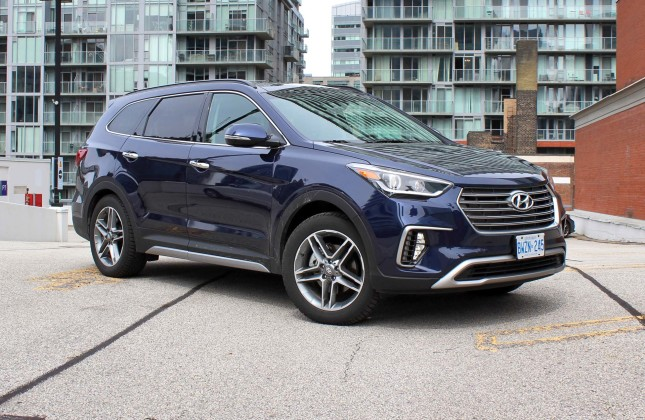 Test Drive 2017 Hyundai Santa Fe Xl Limited Awd Autos Ca