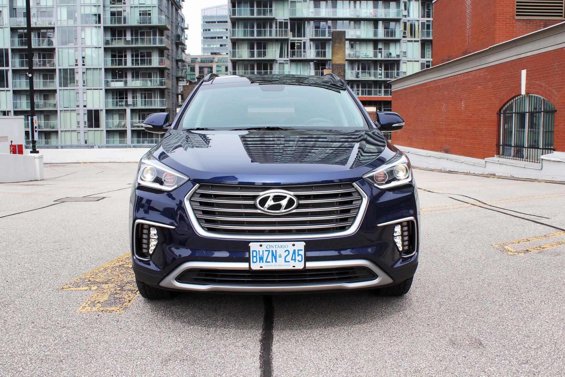 2017 Hyundai Santa Fe Xl Limited Autos Ca