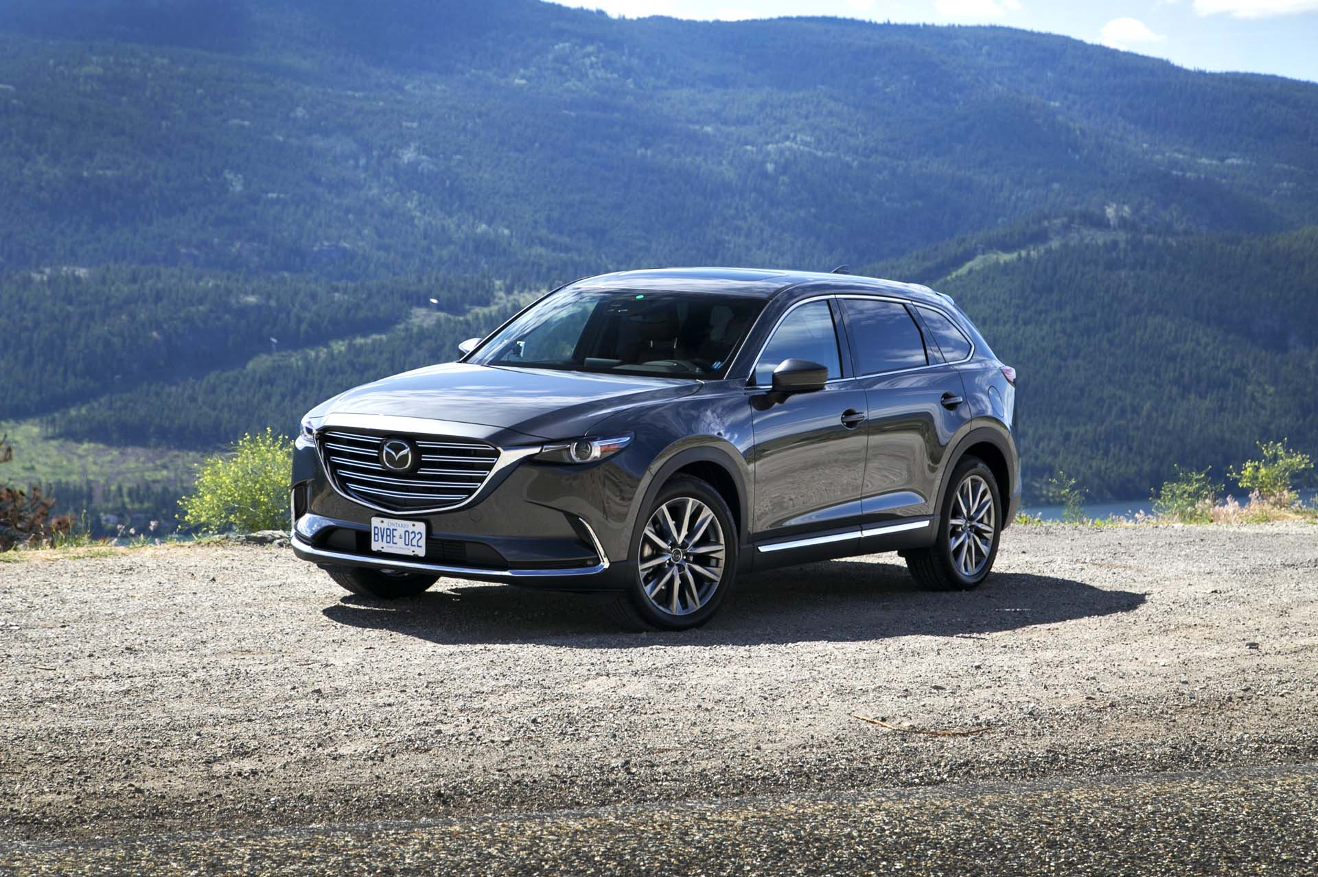 2016 Mazda Cx 9 Autos Ca