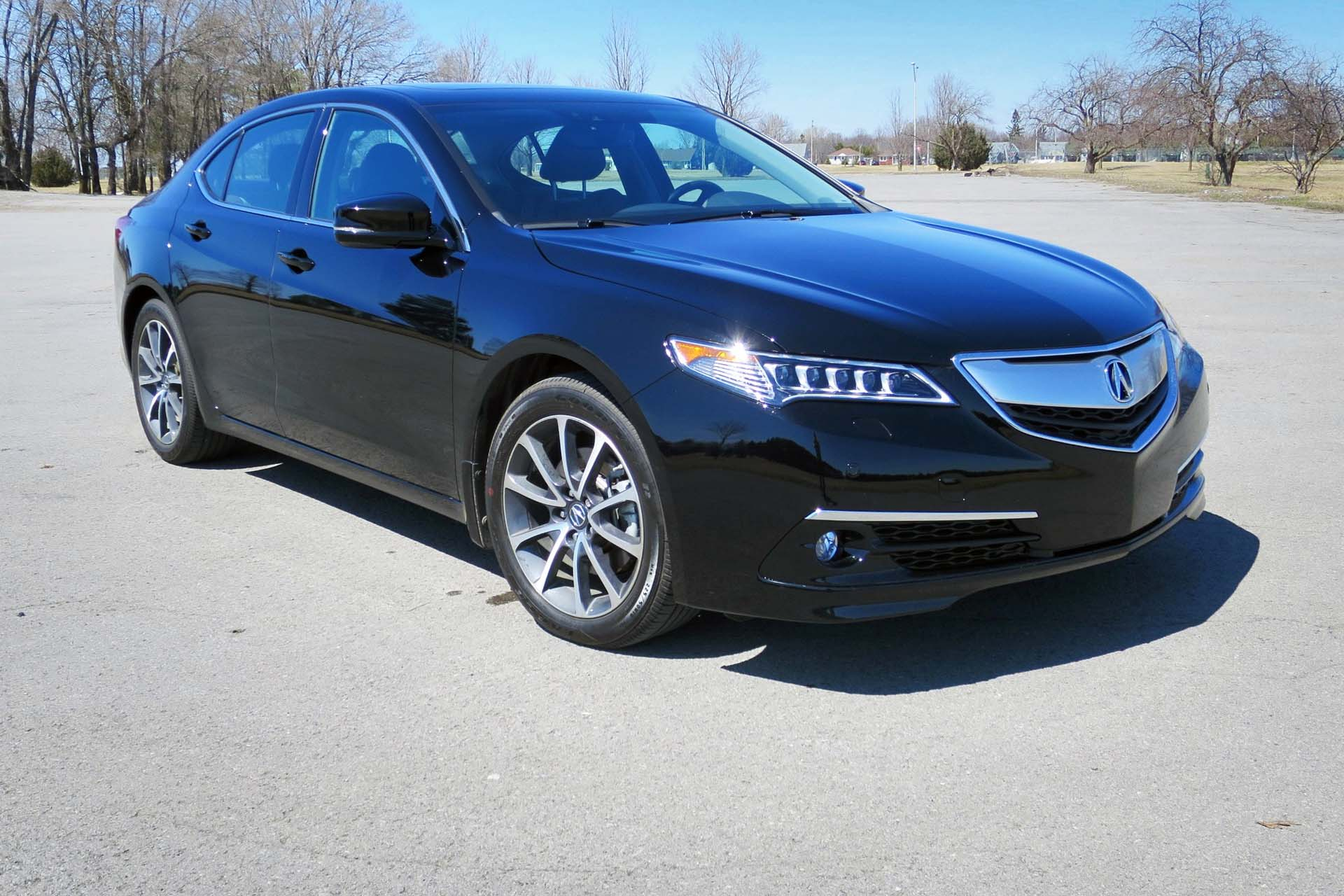 Test Drive: 2016 Acura TLX SH-AWD Elite