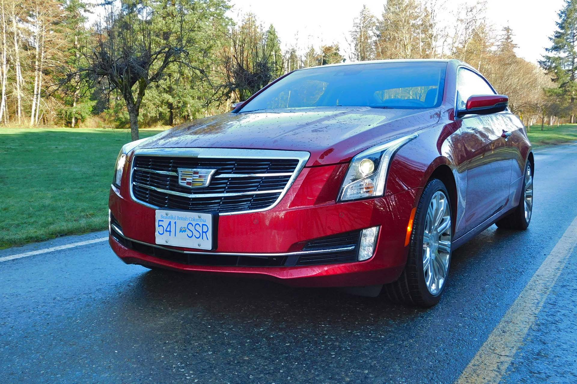 2016 Cadillac Ats 4 Coupe 2 0t Awd Performance Autos Ca