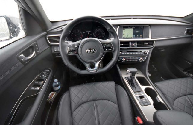 test drive 2016 kia optima sxl. Black Bedroom Furniture Sets. Home Design Ideas