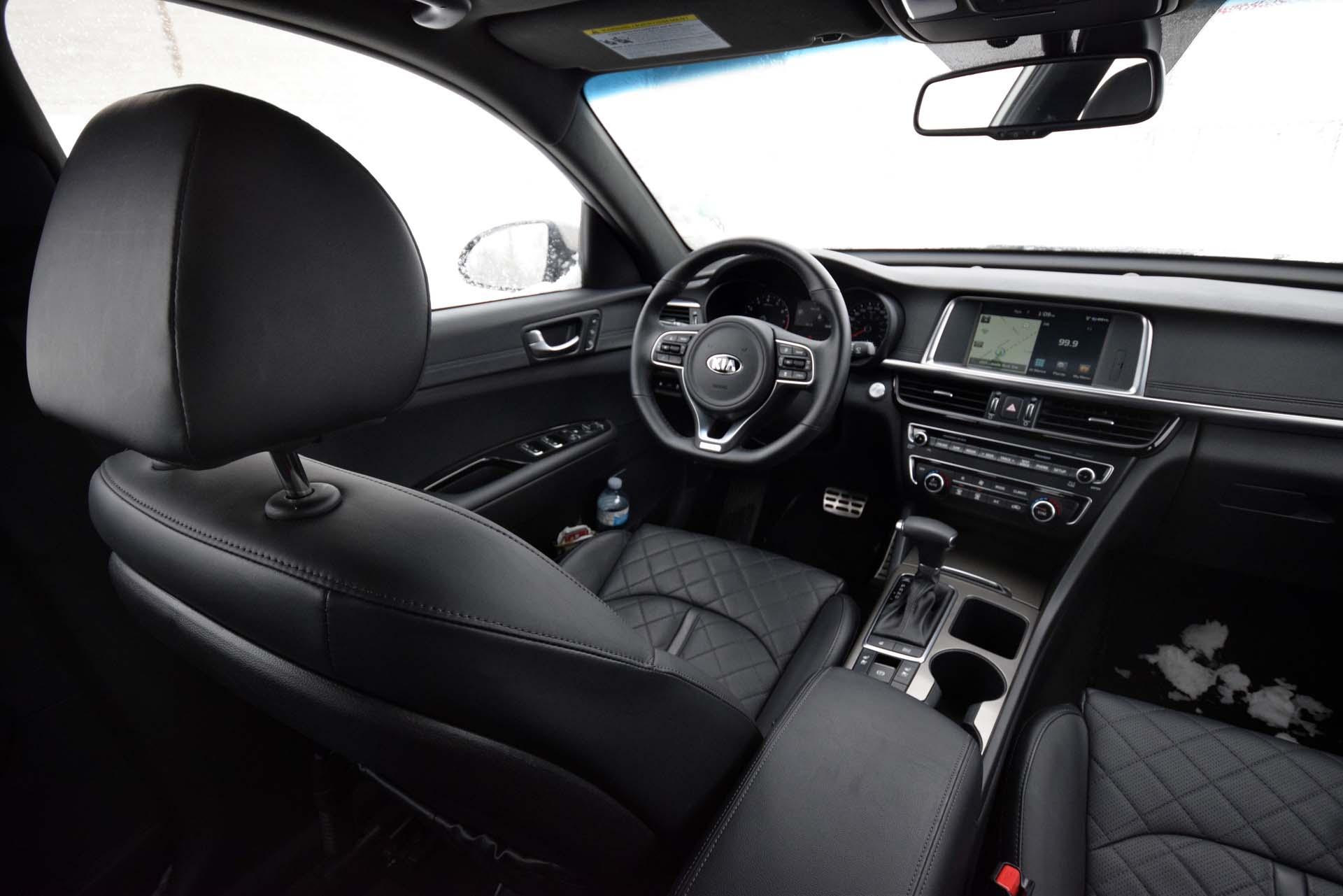 owned pre rock little used sedan in sxl optima kia inventory wheel drive front turbo