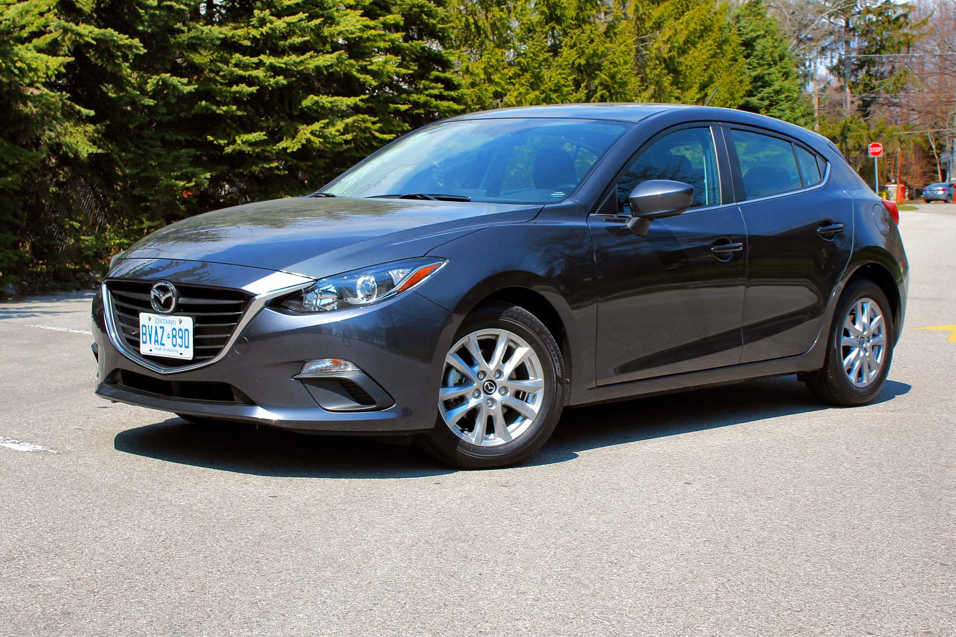 test drive 2016 mazda3 sport gs. Black Bedroom Furniture Sets. Home Design Ideas