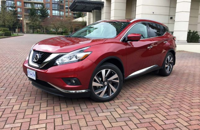Nissan Murano Platinum >> Test Drive: 2016 Nissan Murano Platinum AWD - Page 2 of 4 - Autos.ca | Page 2