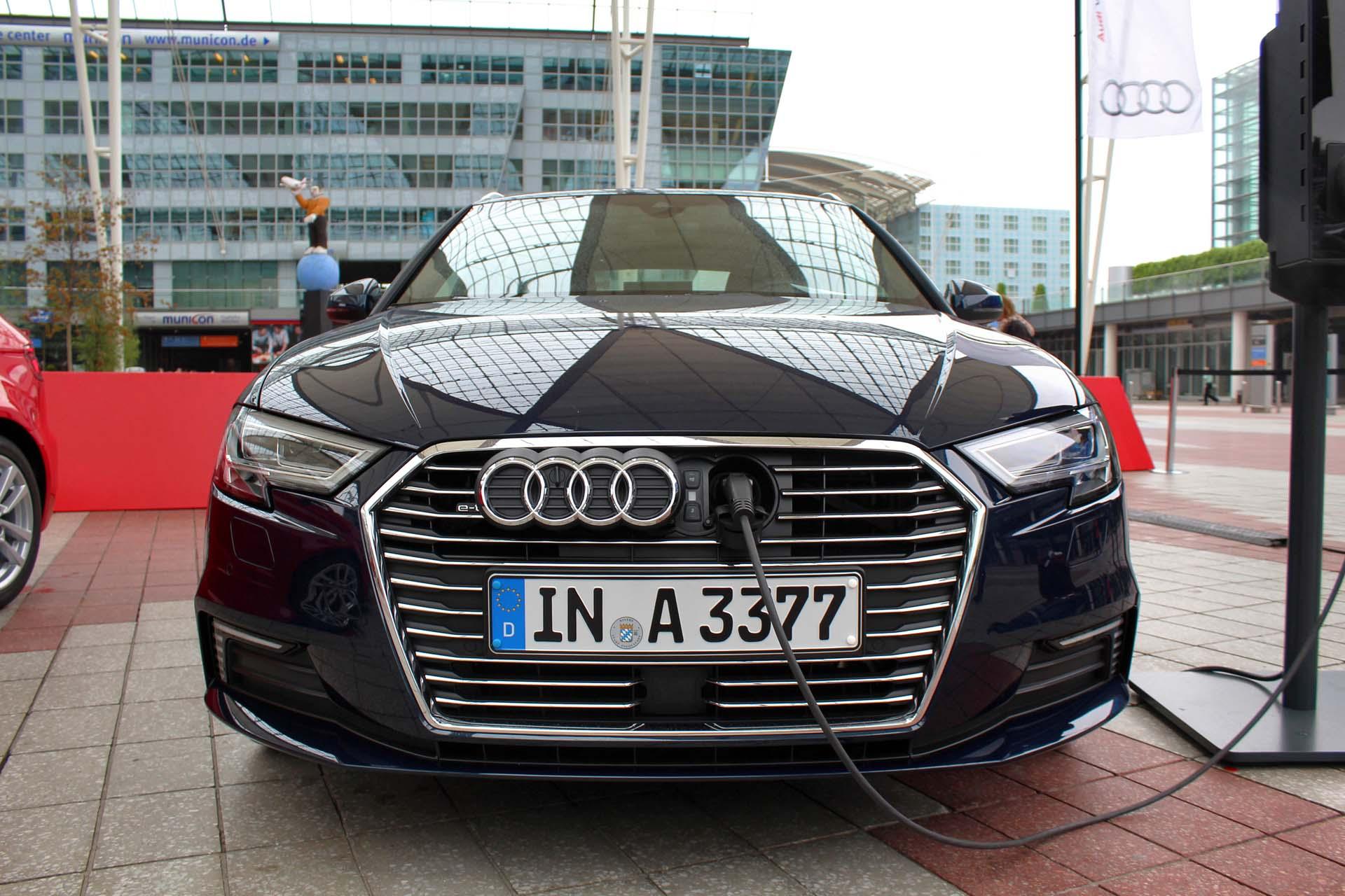 Audi A Sportback Etron Autosca - 2018 audi a3 sportback e tron
