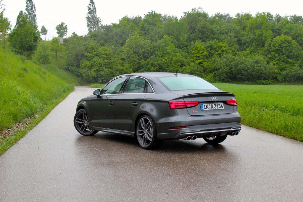 2017 Audi S3 2017 Audi S3