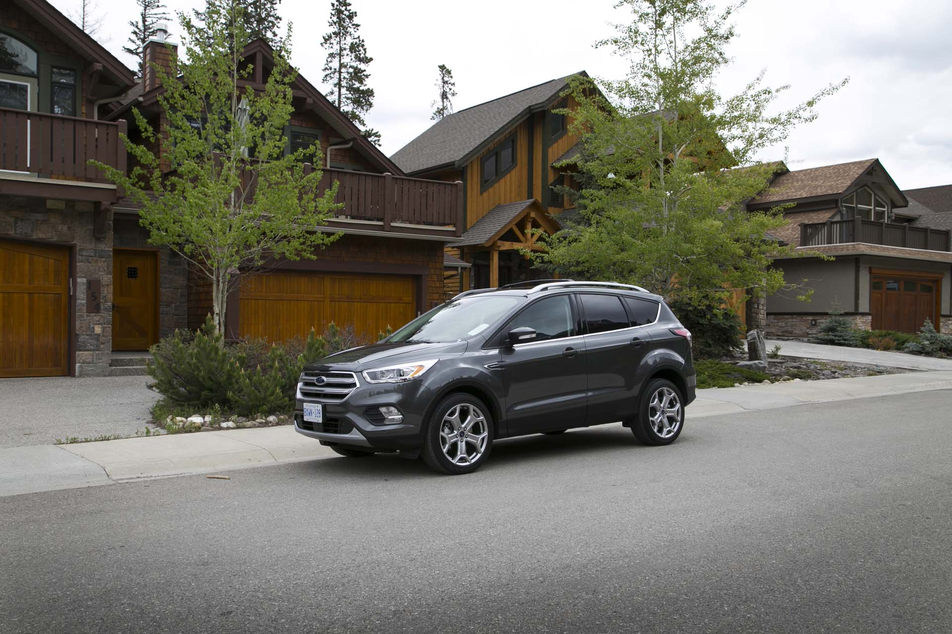 2017 Ford Escape Titanium Autos Ca