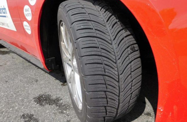 Tire Comparison: BFGoodrich g-force COMP-2 A/S vs ...