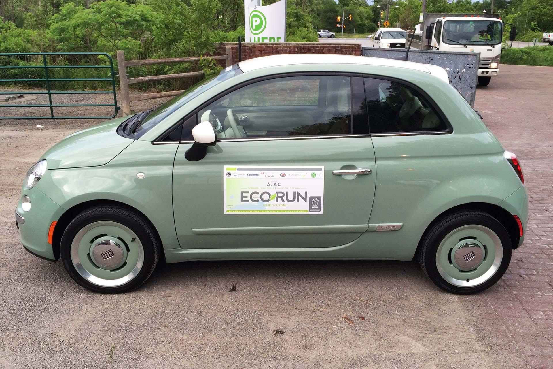 2016 AJAC Eco-Run