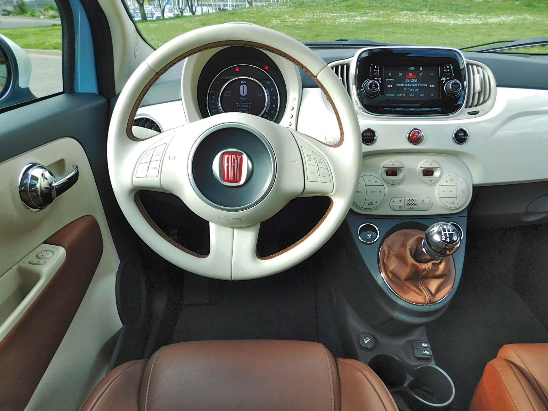 2016 Fiat 500 1957 Edition - Autos.ca