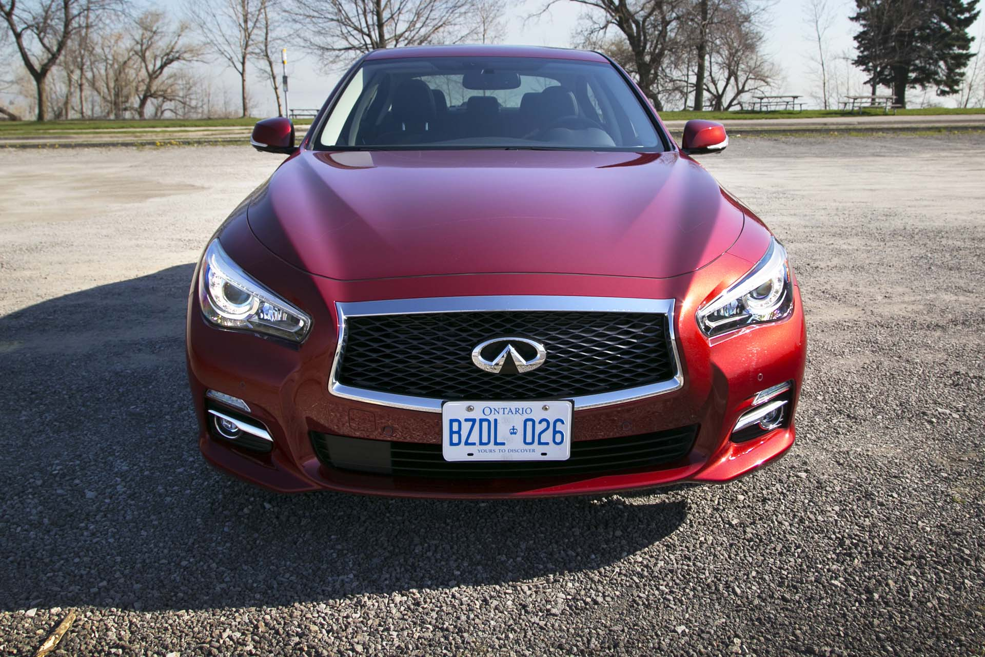 Test Drive 2016 Infiniti Q50 2 0t Awd Autos Ca