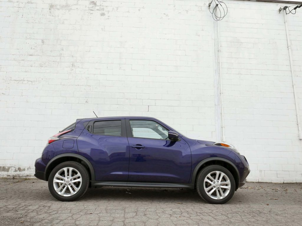 Test drive 2016 nissan juke sl page 2 of 2 for Neuer nissan juke 2016