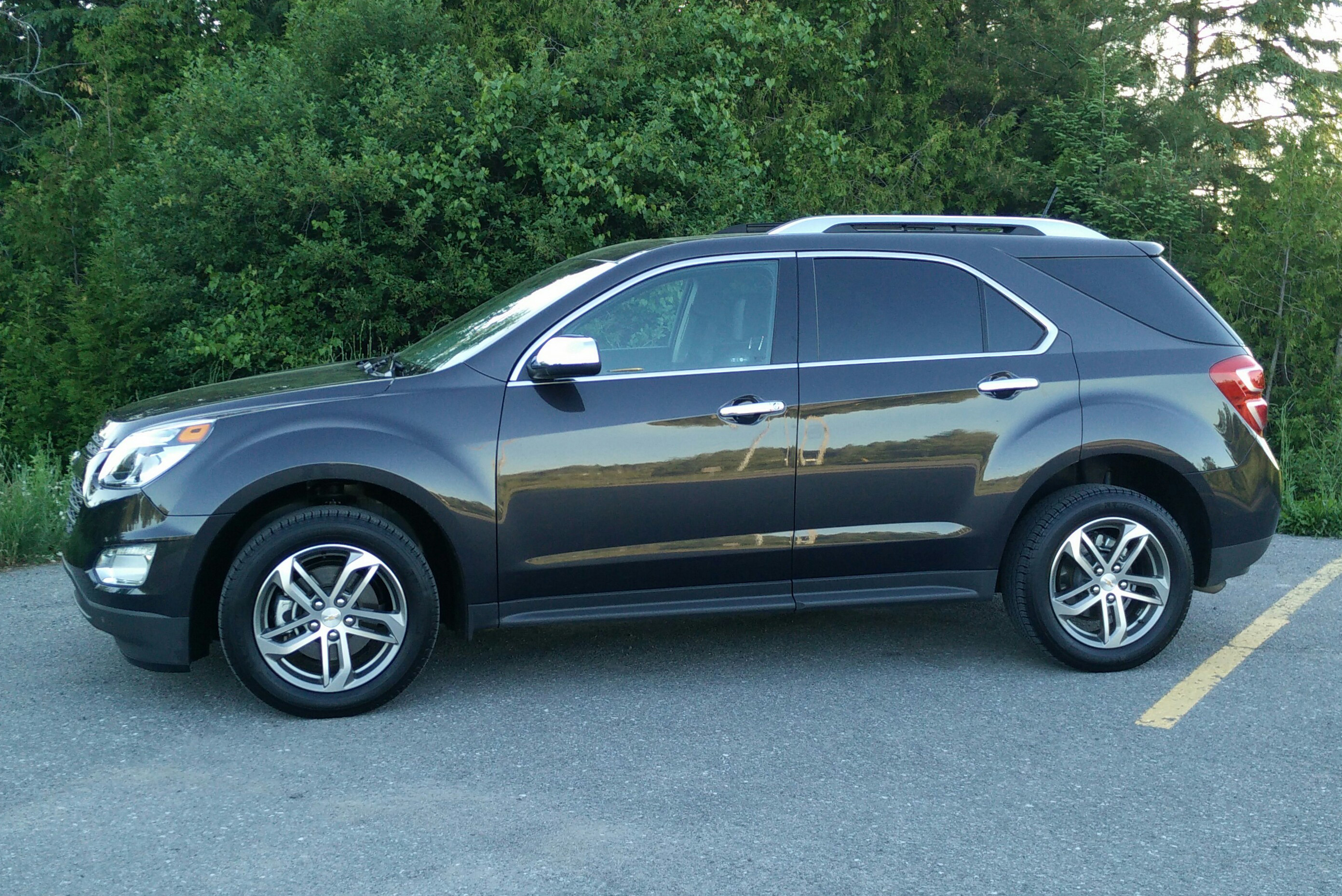 2014 Chevrolet Equinox Male Models Picture