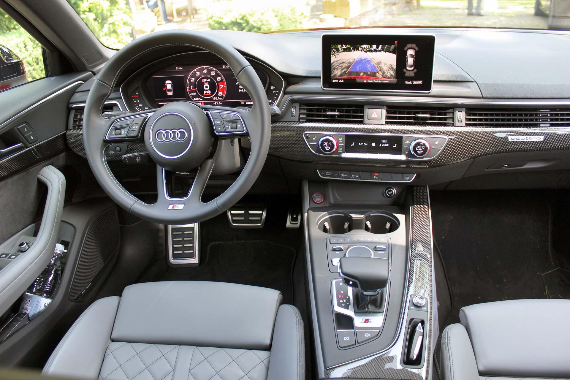 2017 Audi S4 Autos Ca