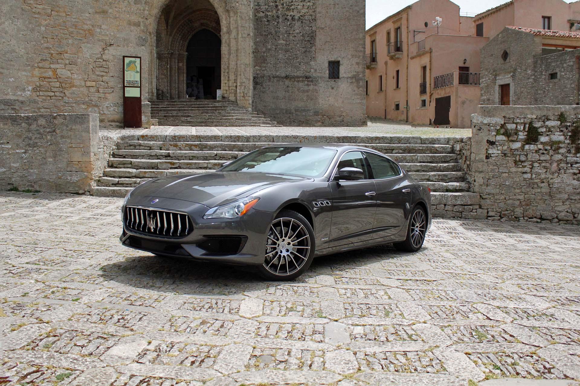 2017 Maserati Quattroporte S Q4 Gransport Autos Ca