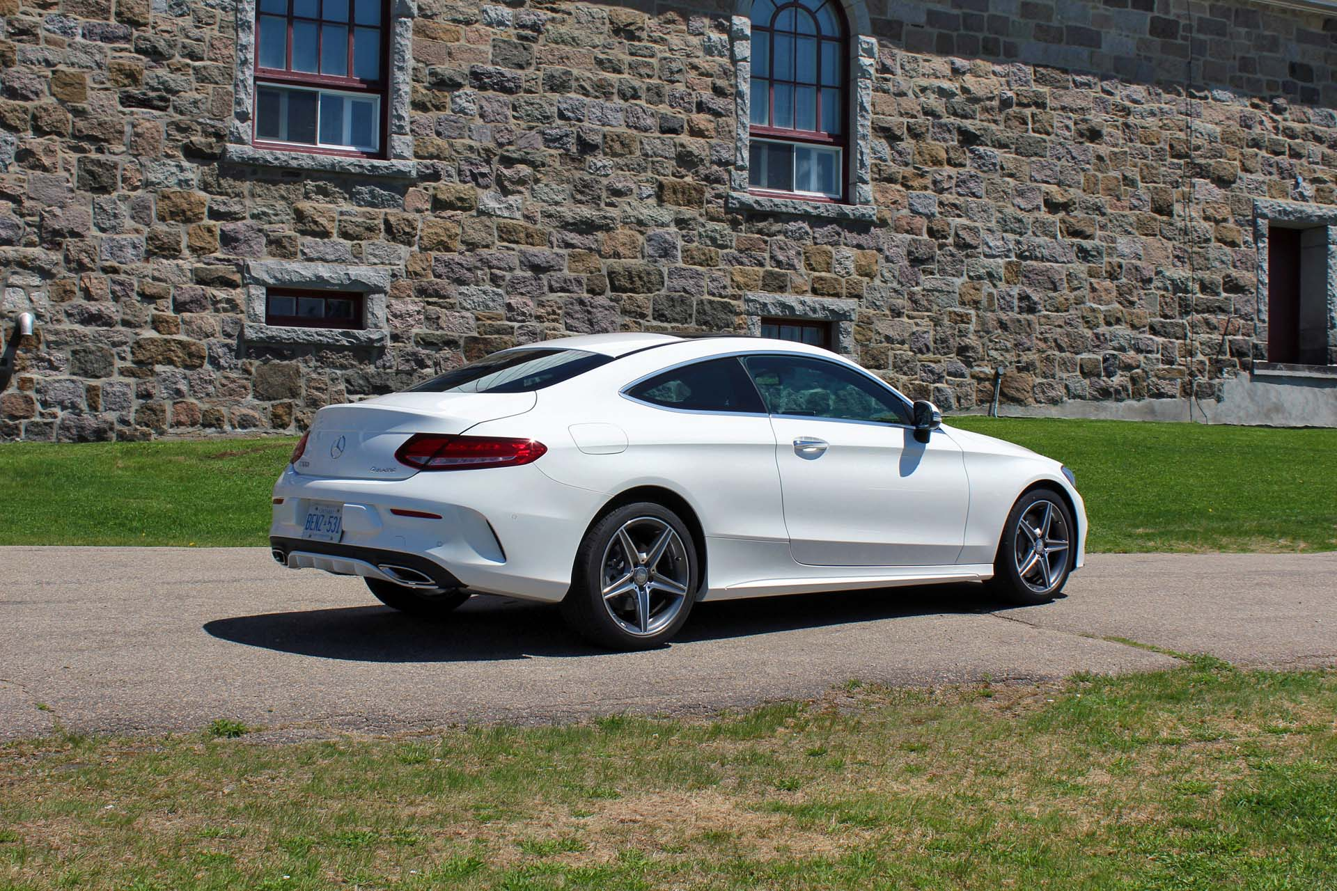2017 mercedes benz c 300 4matic coupe for Mercedes benz c 2017