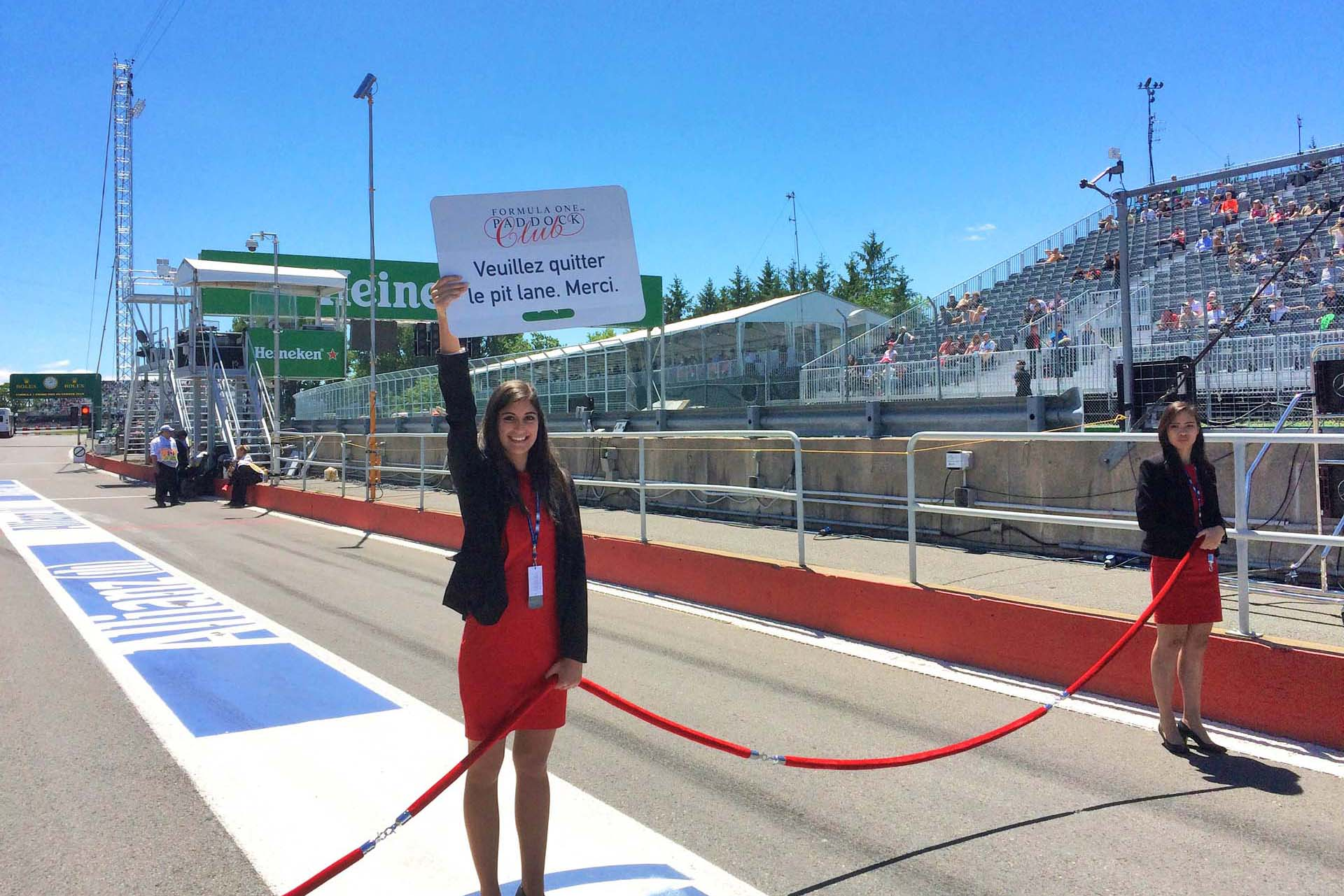 Montreal F1 Grand Prix Weekend