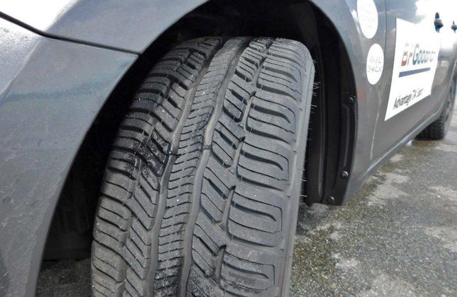 Tire Comparison Bf Goodrich Advantage T A Sport Vs