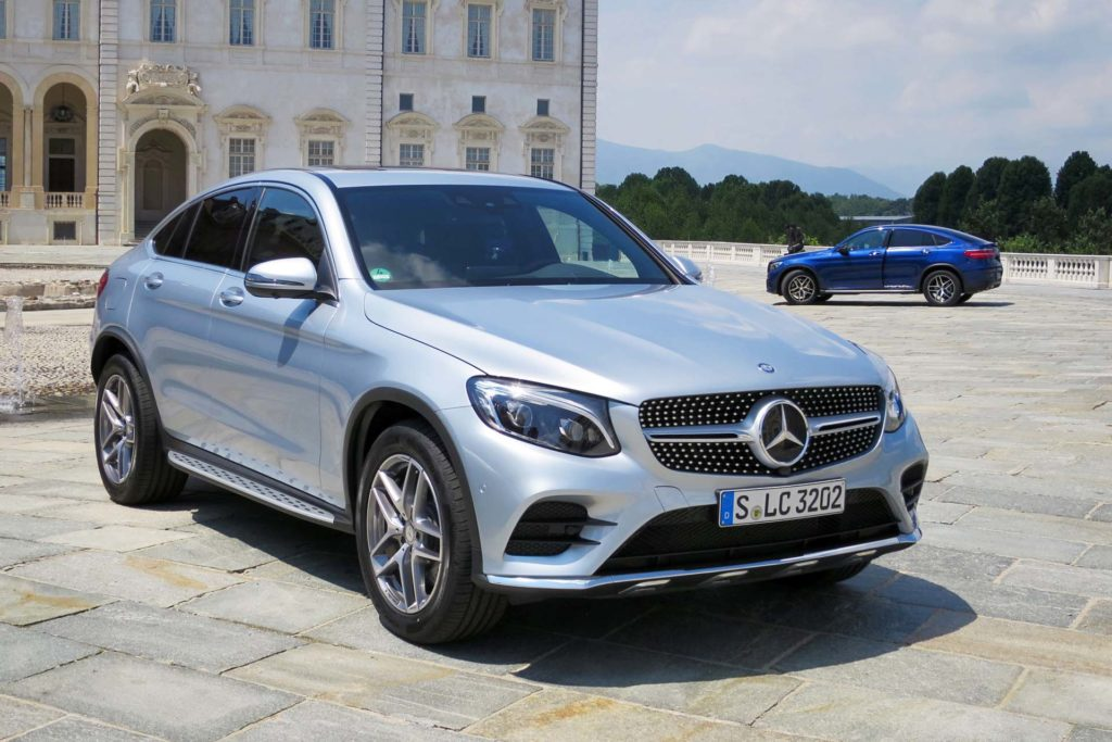 First drive 2017 mercedes benz glc 300 4matic coupe for Mercedes benz glc 2017