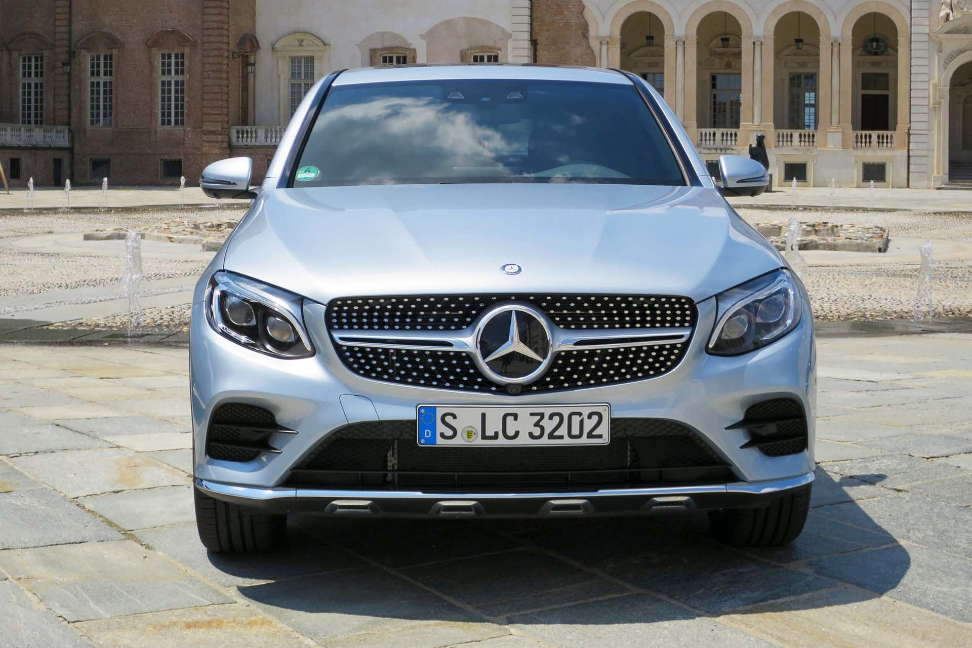 2017 mercedes benz glc 300 4matic coupe for Mercedes benz 300