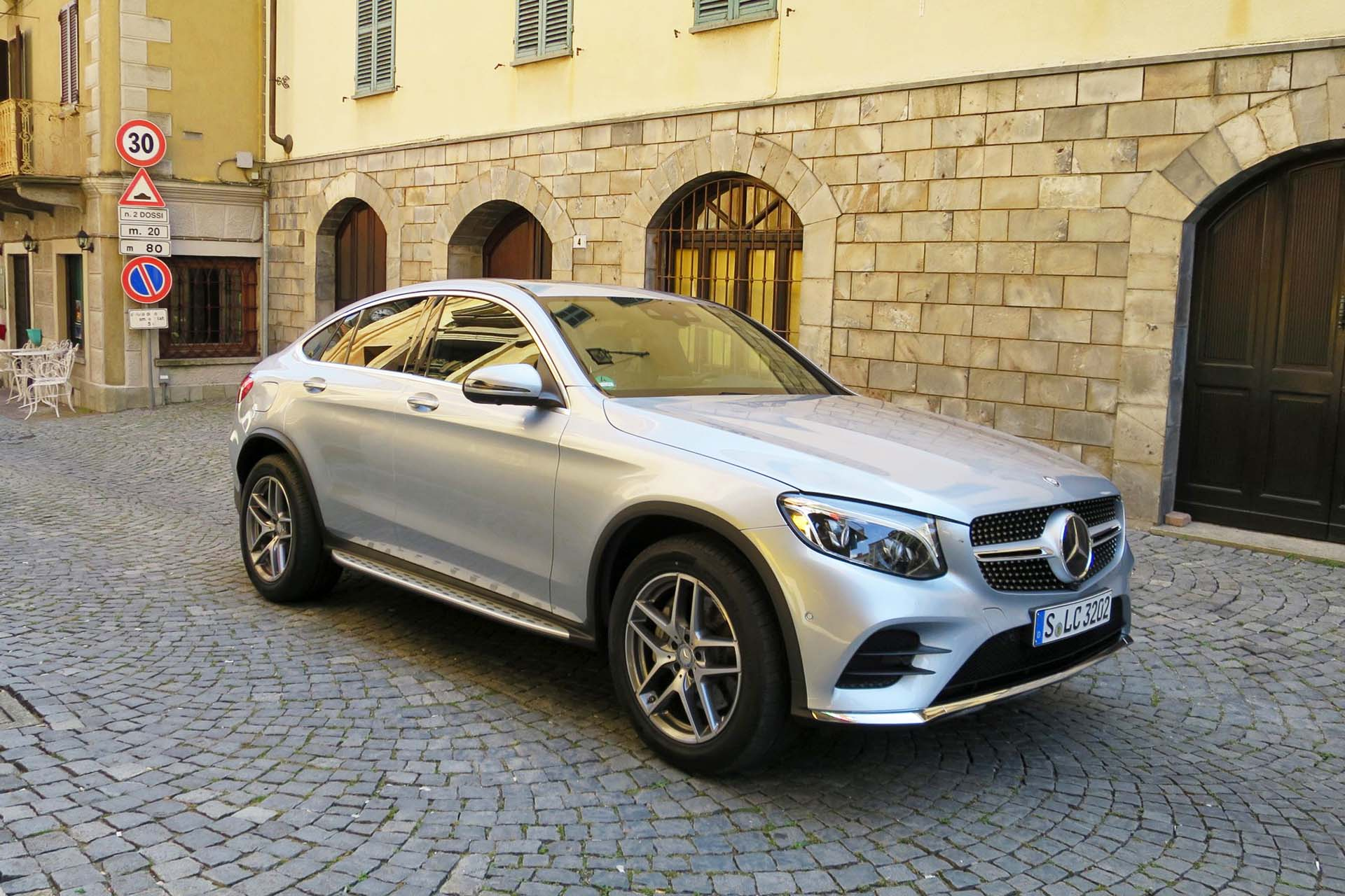 2017 mercedes benz glc 300 4matic coupe for Mercedes benz glc 300 coupe