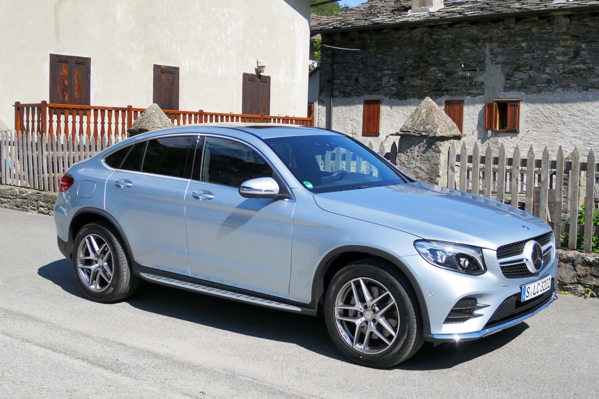 2017 mercedes benz glc 300 4matic coupe