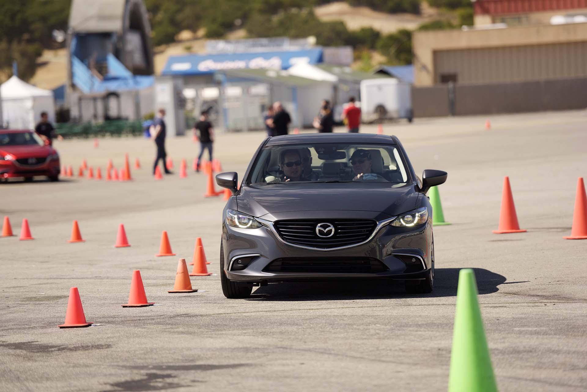 2016 Mazda SkyActive Driving Academy
