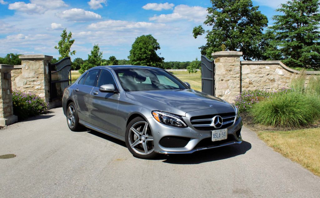 Mercedes Roadside Assistance >> Test Drive: 2016 Mercedes-Benz C 300 4Matic - Autos.ca
