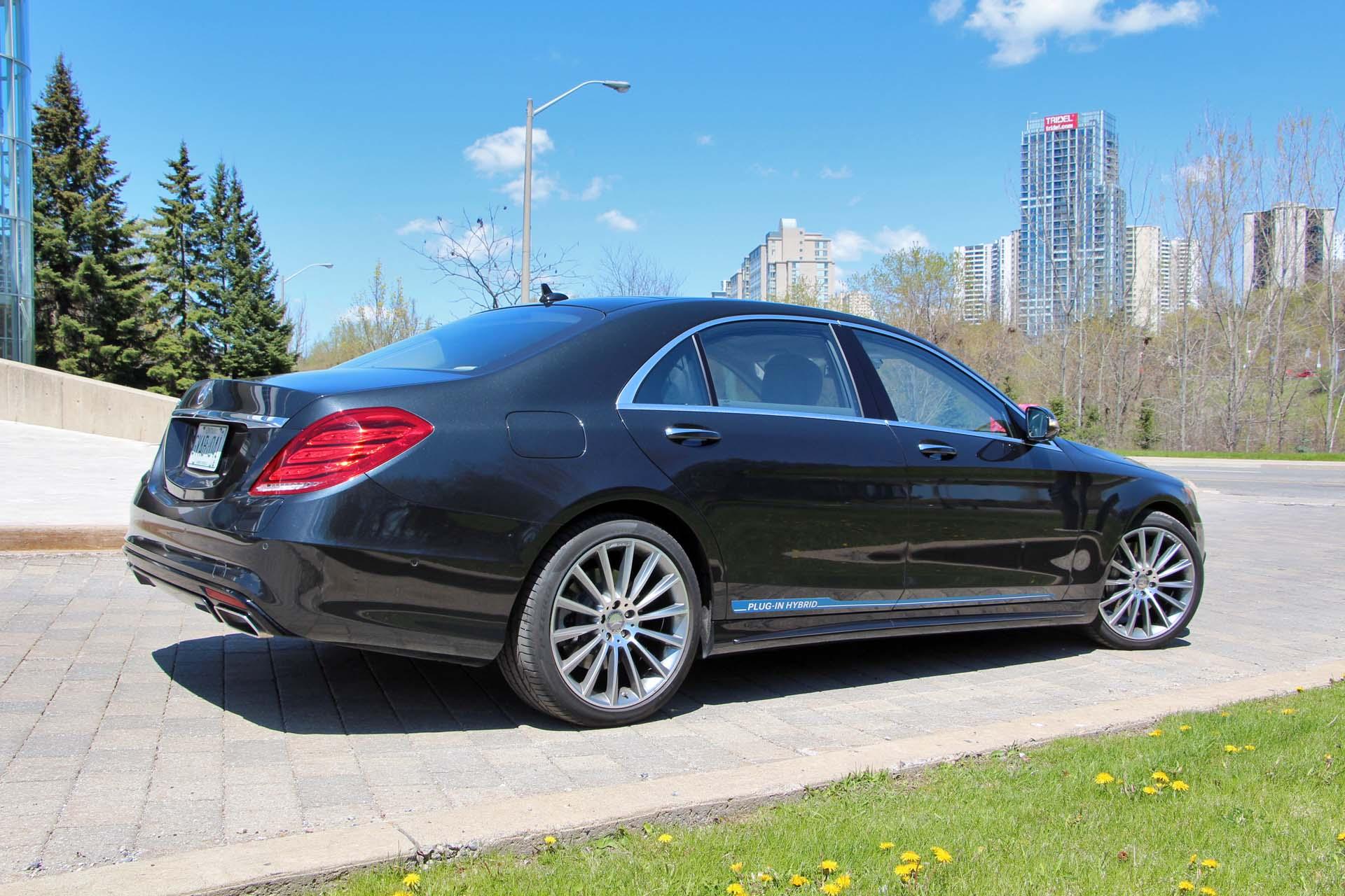 2016 mercedes benz s 550e