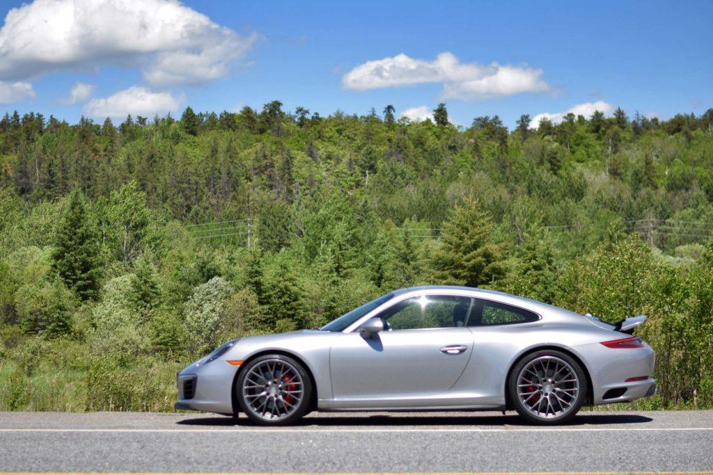 Test Drive 2017 Porsche 911 Carrera 4s Page 4 Of 4